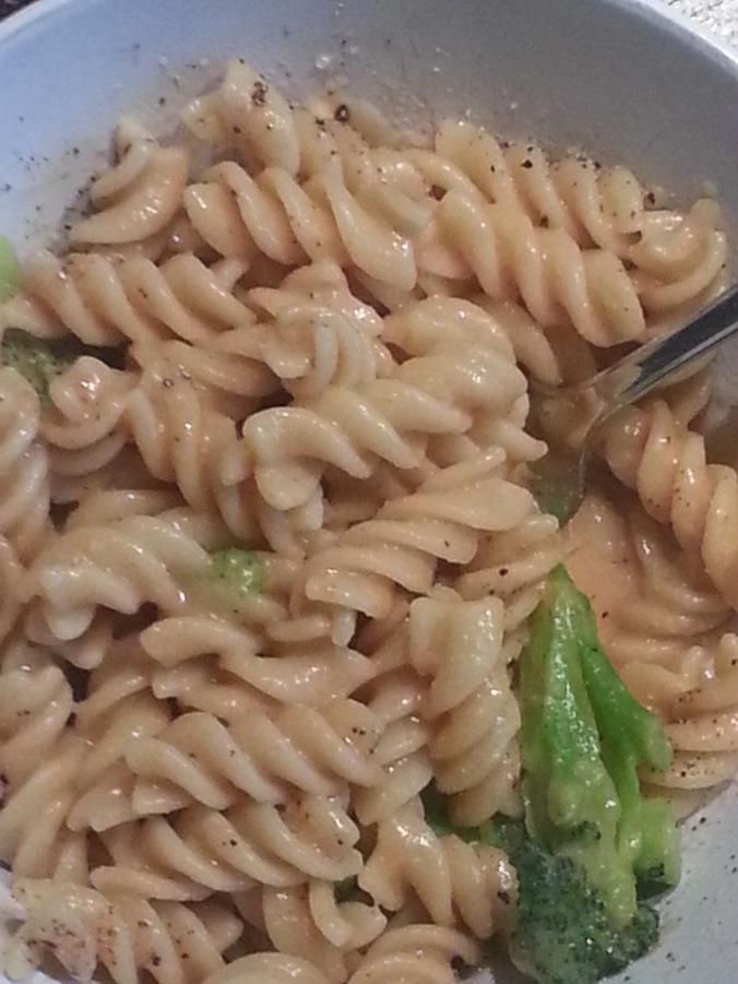 Macaroni au fromage végétalien